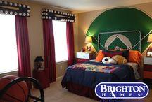 Hayden's bedroom ideas / by Katrina Tanner