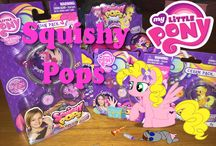 my little pony toy opening