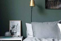 I N D R E T N I N G // SOVEVÆRELSET / Inspiration og idéer til soveværelset i mit dræmmehjem
