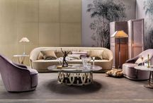DELUXEDITION Milano / Deluxedition, a new Italian brand, made its debut in 2014 at Salone del Mobile in Milan. A luxury of the past, with a look at the environments and at the fashion of the 40's and 50 ',  inspires the new collection of Deluxedition home.