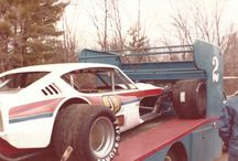 stock cars / a lot of old pictures I dug up / by Wade Gagner