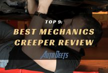 Top 9: Best Mechanics Creeper Review