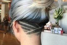 Muster Haare