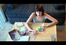 Bookbinding - make a journal