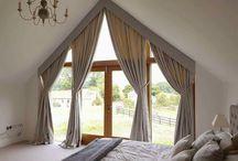 шторы- на скошенные окна