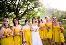 inspiring yellow wedding imagery / by Allyson Magda