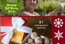 Glorious Gifts & Giveaways (Holiday) / by Gloria Ferrer Caves & Vineyards