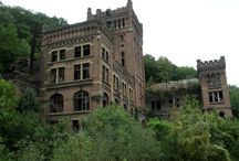 Abandoned Places / Verlaten plekken, urbex, urban exploration