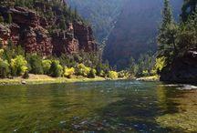 Utah Rivers / Flyfishing rivers in Utah