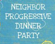 Neighborhood party / Shelby