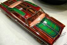 Lowrider and Hot Rod models