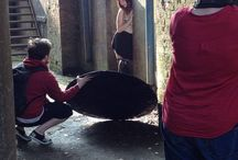 Behind the Scenes - Isle of Wight Photography / What happens on a photo shoot? Look at these behind the scenes images during a session with Amanda Herbert Photography.