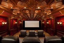 Home Theaters/Man Caves / by Lee Roth