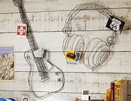 Music decor / by Thomas Whittle