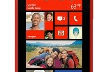HTC 8X Red Windows Phone Deals