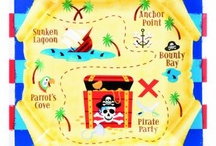 conor pirate party / by Leslie Williams