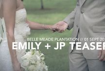 Nashville Wedding Videos / Nashville Wedding Videos by Sublime Wedding Films