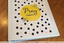 Prayer Journal/Prayer Closet