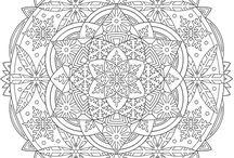 Mandala Christmas