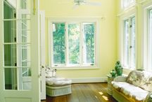 Sunrooms / Sunrooms.  Design and decorating ideas for sun rooms.