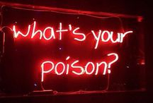 My touch is poison