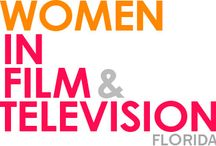 Women in Film & TV - Florida / WIFT-FL. Florida chapter of a global non-profit organization (WIFTI). WIFT-FL is charged with building positive images of media-makers (both women and men), empowering them to achieve their highest professional/creative potential, and helping create more job opportunities throughout the State of Florida. As an organization, we will continue to search for and retain members who have a minimum of two years experience working in the film, television & digital media industries. womeninfilmfl.org.   / by Melanie Lentz-Janney
