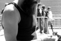 Men with Beards / by Kristen Thomas