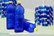manualitats reciclatge botelles de plàstic