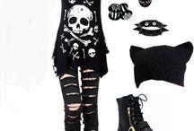 ☠ Clothes ❤
