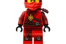 Ninja Lego Torte