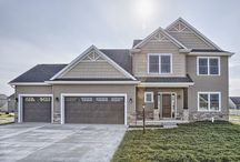 Miller Construction / Champaign Il. Homebuilder / by Hoodle