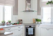 Cocinas con dos ventanas