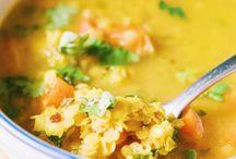 Veggie soups