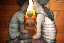 Street Art by Seth Globepainter. / Street Art by Seth Globepainter.  -----------------------------------------------------------------------------  SULEMAN.RECORD.ARTGALLERY: https://www.facebook.com/media/set/?set=a.403406559869369.1073742029.286950091515017&type=1  Technology Integration In Education: