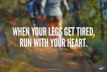 Fitness,Running / Passion, Love, Just Do It!