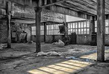 Gyárépület