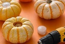 Ideas for fall / by Stephanie Evans