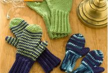 Crochet/Knitting / by Linda Slimm