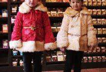 Fudge Kids - Christmas Photo Shoot / Our christmas photo shoot <3 Photographer: Chloe Morgan