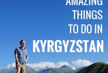 • TRAVEL TO KYRGYZSTAN