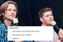 Supernatural / All supernatural!