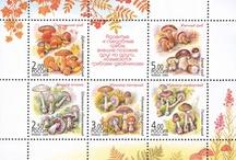 Mushroom's stamps
