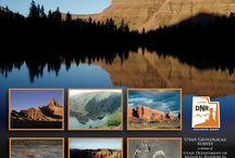 2010 Calendar of Utah Geology / All photos are submitted by UGS geologist and staff and chosen by a small committee of geologist and designers to bring you the wonder and awe of Utah's diverse geology.