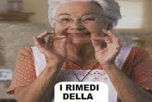 RIMEDI DELLA NONNA