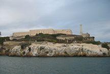 La cárcel de Alcatraz.