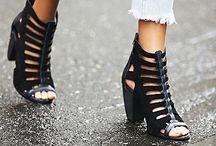 Shoes / by Tasha Jones