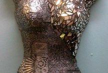 Mosaic torso / Mosaic