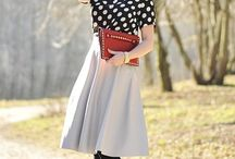 Shiny Syl w bransoletkach SOTHO. / Stylizacja cenionej modowej blogerki Shiny Syl z naszymi bransoletkami.