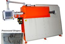 Stirrup Bending Machine Used To Bend Complicated Shapes