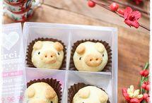 Piggy tart
